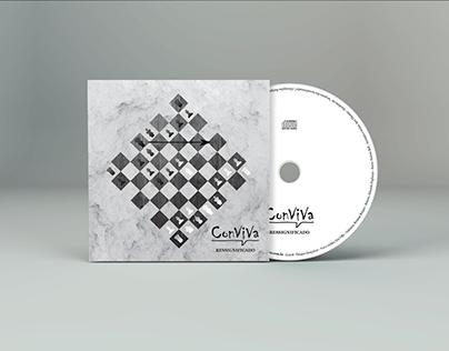 Design Álbum Projeto Conviva
