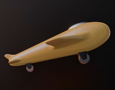 Wooden Plane - Icon Pack
