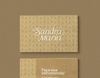 Sandra Maria Brand Identity
