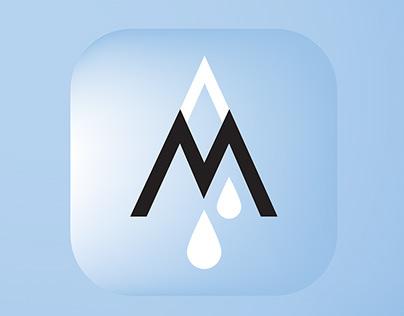 Application et logo - Atmos