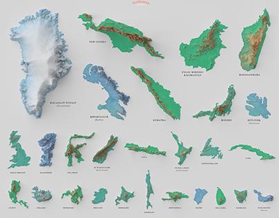 Island Cartography