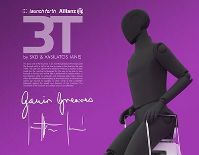 3T by Vasilatos Ianis &Gavin Greaves