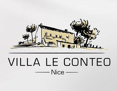 Villa Le Contéo - Nice