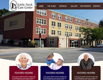 LNNC WebSite Designed