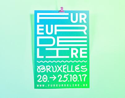 fureur de lire // animated poster