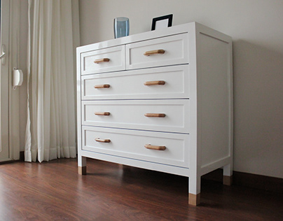 "M ""Chest of drawers"""