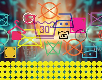Logo & branding - Laundry shop