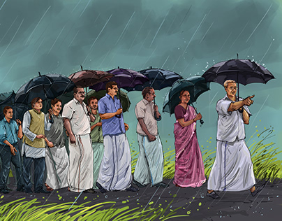 The Kerala Anthem:tribute to crisis management warriors