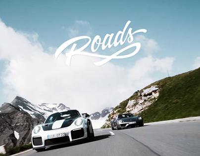"""""""Roads by Porsche""""Award Video"""