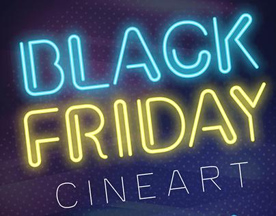 Black Friday Cineart 2019