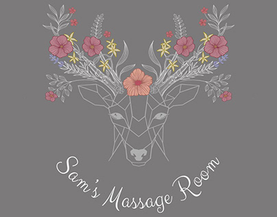 Branding for Sam's Massage Room
