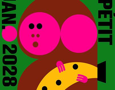 Chinese Zodiac Series Poster I