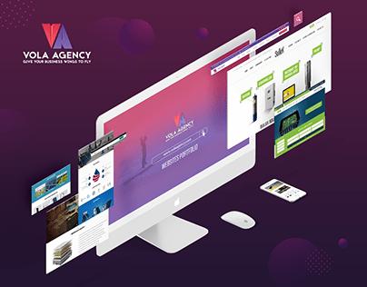 "Vola Agency - Websites Portfolio ""Video"""