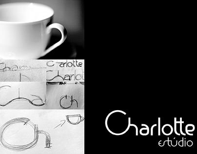 Charlotte Estúdio   Identidade visual
