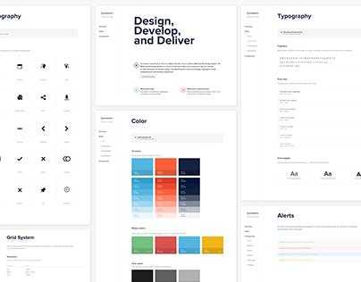Metamarkets Design System