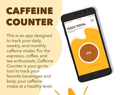 Caffeine Counter Prototype