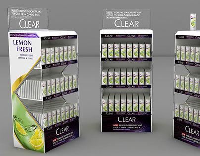 CLEAR Shampoo FSU