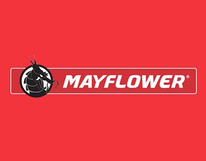 Rediseño Website Mayflower