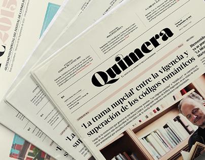 Newspaper — Periódico Quimera