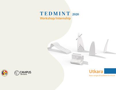 TEDMINT 2020 | Internship/Workshop | UX Research