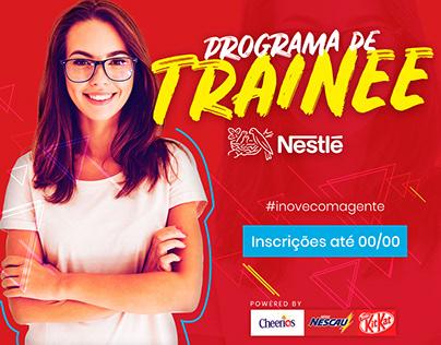 Programa Trainee Nestlé 2019