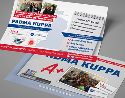 Padma Kuppa Campaign Mailers & Promotion