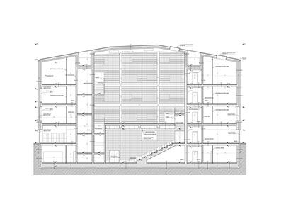 Comprehensive design 2., Library