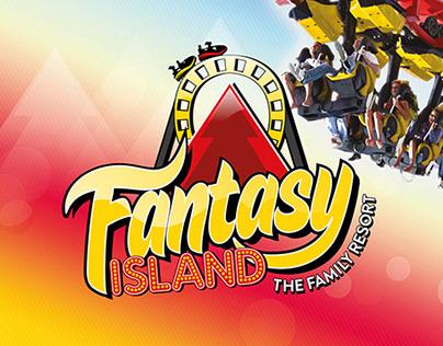 Fantasy Island Theme Park Rebrand