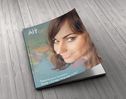 AIT Language Brochure