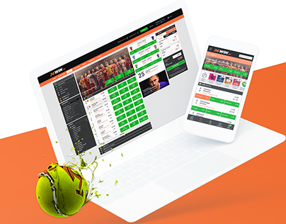 Web & UX UI design - 36Win betting platform