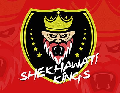 Shekhwati Kings Logo
