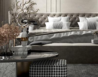 moden bedroom