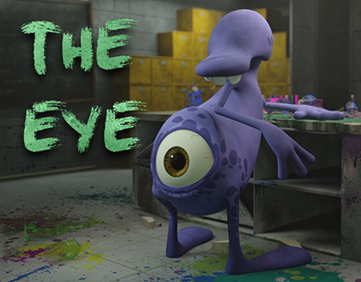 """The Eye"" Animated Short"