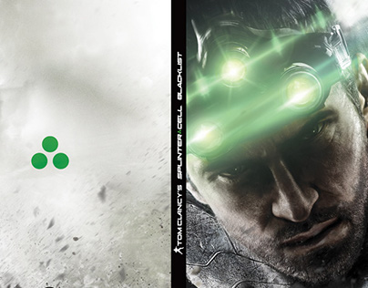 UBISOFT - Splinter Cell Brand Experience Design