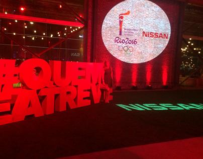 NISSAN: Lançamento Plataforma Rio 2016