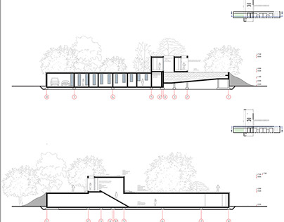 Technical Drawings_House in Melides by Pedro Reis