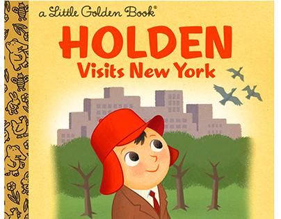 Holden Visits New York