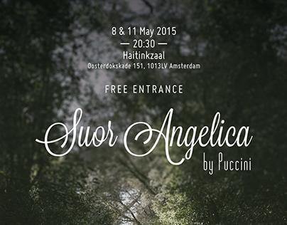Poster : Suor Angelica - Conservatorium van Amsterdam