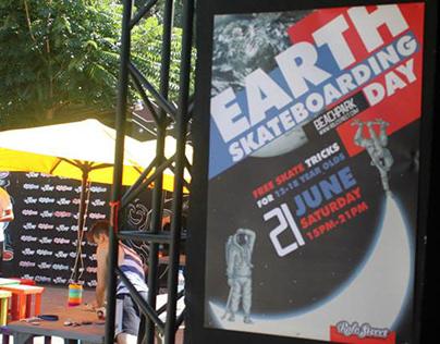 Earth Skateboarding Day