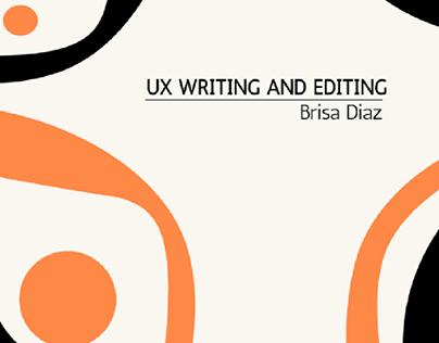 Proyecto UXWritting & UXEditing (Crehana)
