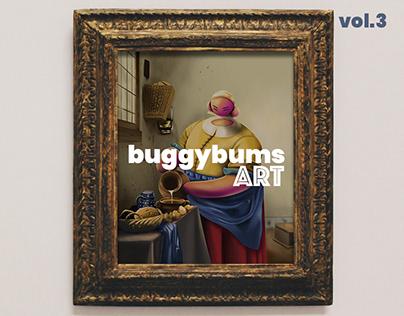 Buggybums Art