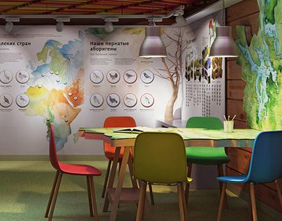 Эко-класс в Кенозерском национальном парке