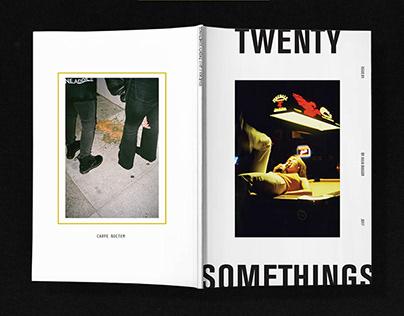 Zine: Twenty Somethings