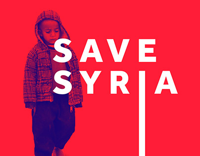 save syria | poster