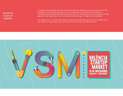 València Startup Market - Comissioned Work