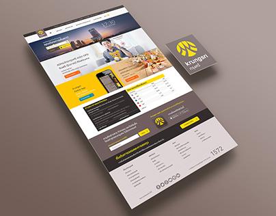 Krungsri.com Website
