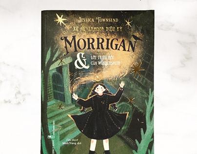 Nevermoor II - Book Cover Illustration