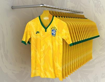 Nike SB - Camo Pack Brasil