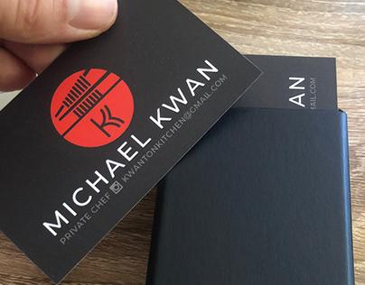 Logo Design & Branding Kwanton Kitchen