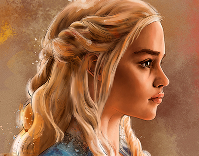Game of Thrones Illustrations Collection